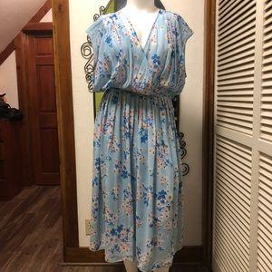 New eShatki Floral Dress